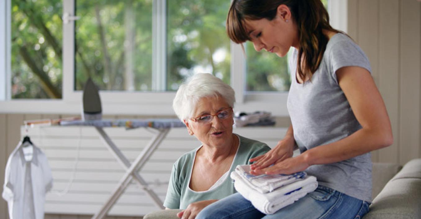 Aide à domicile - Vos questions