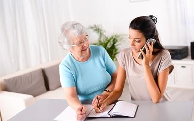 Aide à domicile - assistance administrative perpignan