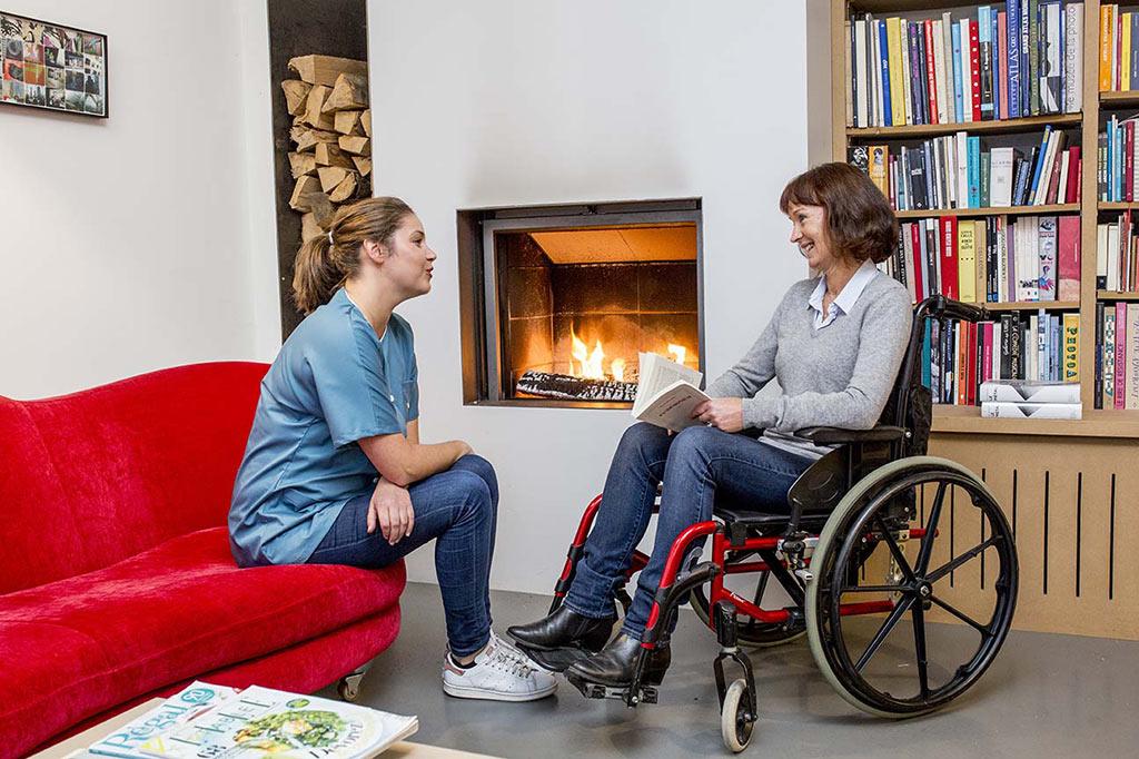 Aide à domicile - handicap perpignan